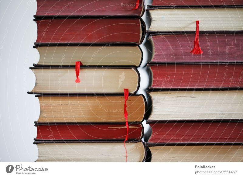 #A# Akademiker Kunst Schule ästhetisch lernen Buch lesen viele Bildung Wissenschaften Bibliothek Wissenschaftler Bücherregal Lesezeichen Büchersendung