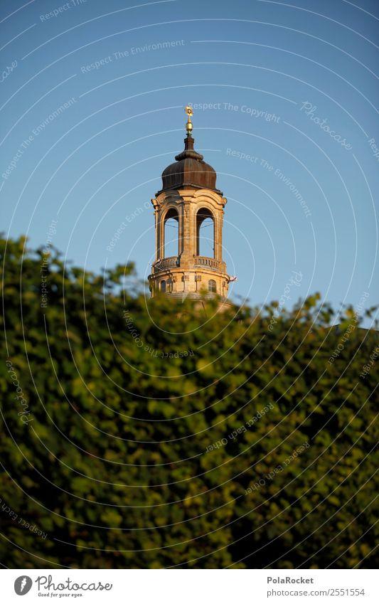#A# Neugierd's Dame Umwelt Schönes Wetter Religion & Glaube Kirche Frauenkirche historisch Historische Bauten Altstadt Städtereise Dresden Farbfoto mehrfarbig