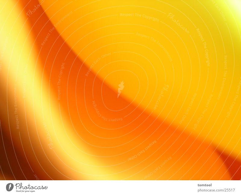 yellowballoon Luftballon gelb Gummi Hintergrundbild Physik schön Makroaufnahme Nahaufnahme orange Wärme Strukturen & Formen Schatten