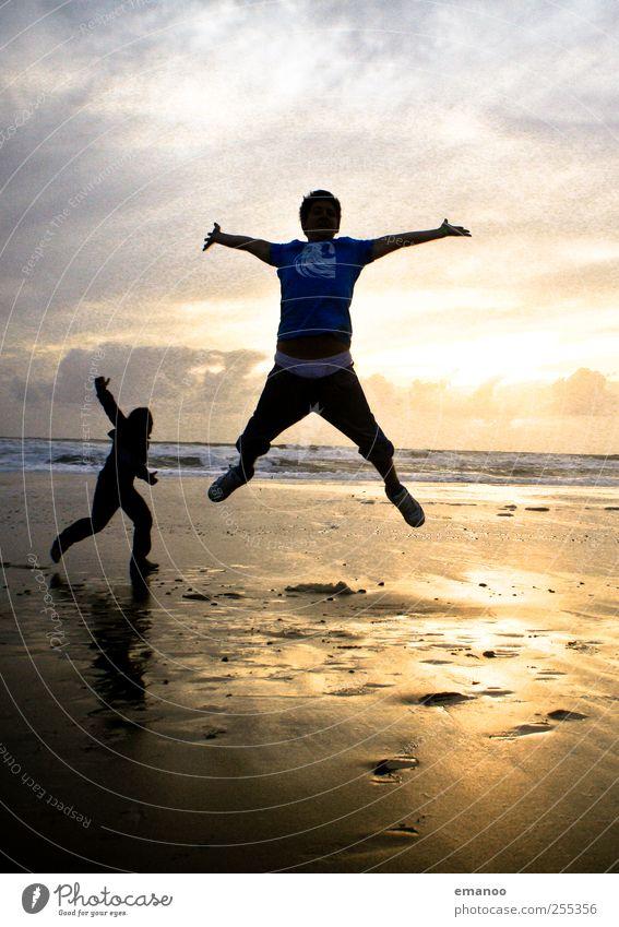 Für dich solls bunte Bilder regnen Lifestyle Stil Freude Freizeit & Hobby Ferien & Urlaub & Reisen Freiheit Sommer Sommerurlaub Sonne Strand Meer Wellen Mensch