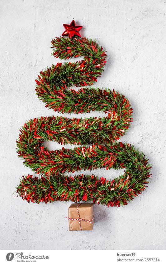 Weihnachtshintergrund Winter Schnee Dekoration & Verzierung Schreibtisch Weihnachten & Advent Silvester u. Neujahr PDA Baum Paket Kreativität Hintergrund