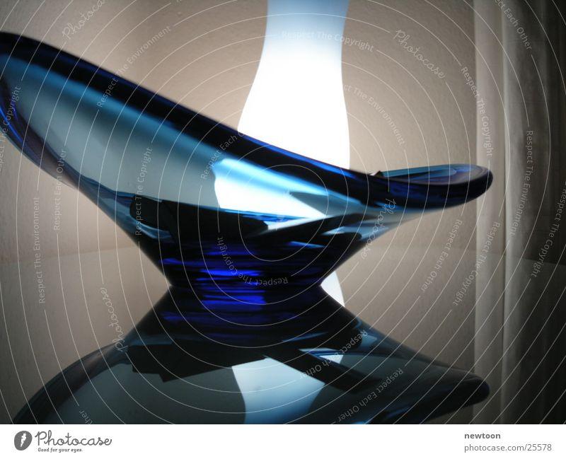 Optix Vase Lampe Stil Licht Makroaufnahme Nahaufnahme Schalen & Schüsseln lampe mit schale