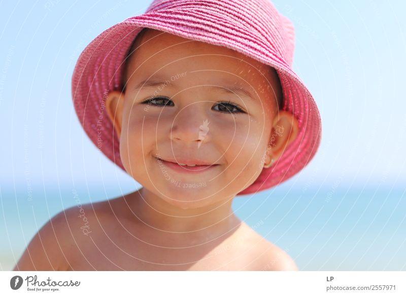 zurücklächeln Lifestyle Freude schön Wellness Leben Wohlgefühl Zufriedenheit Sinnesorgane Ferien & Urlaub & Reisen Sonnenbad Kindererziehung Bildung Mensch