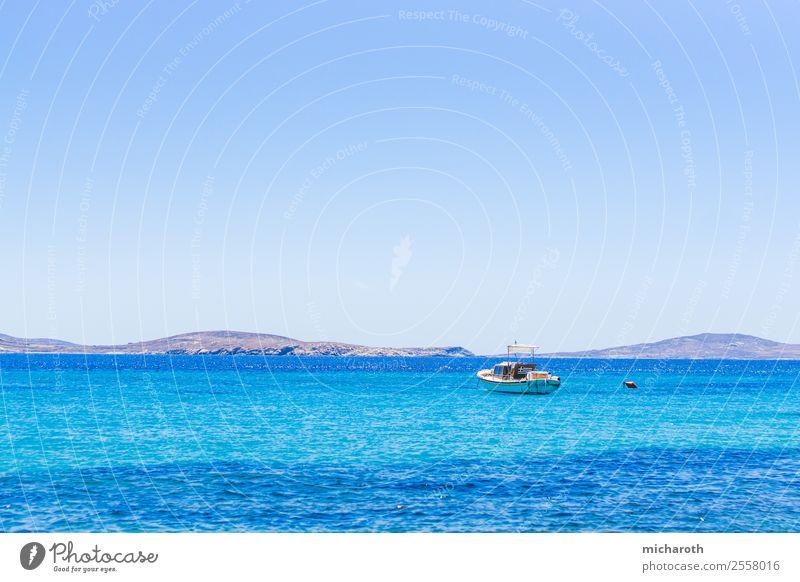 Idylle Freizeit & Hobby Angeln Ferien & Urlaub & Reisen Tourismus Ausflug Abenteuer Freiheit Sommer Sommerurlaub Sonne Strand Meer Insel Wellen Umwelt Wasser