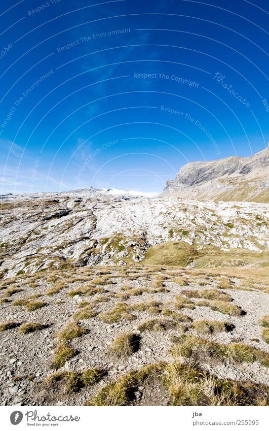 schneeloser Glacier II Himmel Natur Sommer ruhig Erholung Landschaft Berge u. Gebirge Herbst Gras Freiheit Felsen Zufriedenheit natürlich wild wandern Ausflug