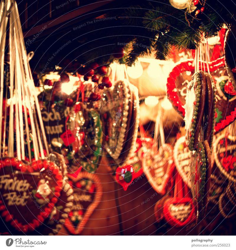 Für meine liebste Omi... alt Weihnachten & Advent grün rot Freude gelb Feste & Feiern Herz Fröhlichkeit Ernährung Dekoration & Verzierung kaufen weich genießen Süßwaren Tradition