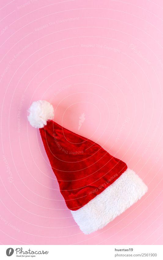 Weihnachtshintergrund Winter Dekoration & Verzierung Schreibtisch Weihnachten & Advent Silvester u. Neujahr Kunst Kreativität Hintergrund flache Verlegung