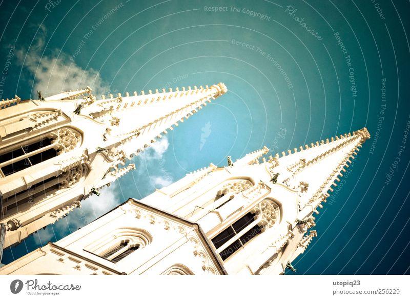We have a GO for the Misson... Architektur Religion & Glaube Gebäude Glaube Dom Sehenswürdigkeit Raumfahrt