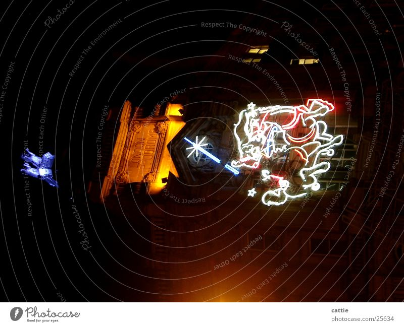 Discofever dunkel Feste & Feiern Lampe Musik glänzend Tanzen Dekoration & Verzierung Elektrizität Schnur Club Disco Strahlung London Glühbirne Neonlicht elektrisch