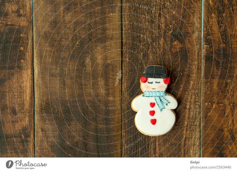 Weihnachten & Advent blau grün Winter Holz Feste & Feiern braun Dekoration & Verzierung Tisch Kräuter & Gewürze lecker Jahreszeiten Tradition Dessert Backwaren