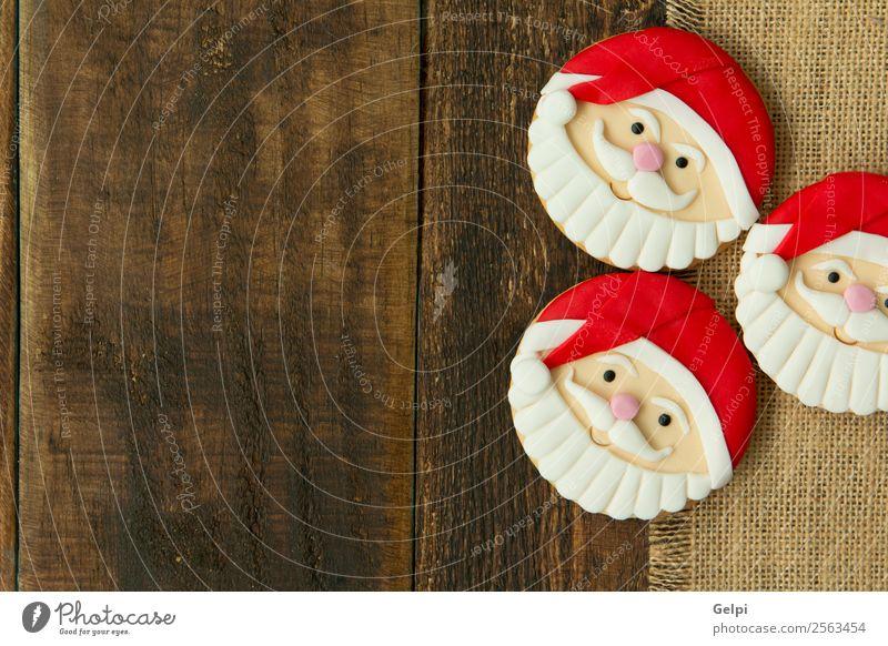 Weihnachten & Advent rot Winter Holz Feste & Feiern braun Dekoration & Verzierung Tisch Kräuter & Gewürze lecker Jahreszeiten Tradition Dessert Backwaren