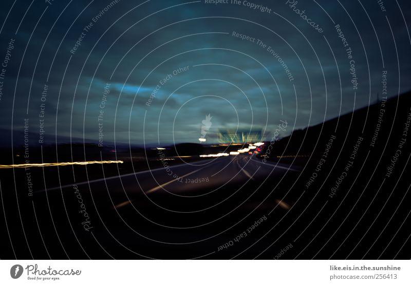 driving home for christmas Ferien & Urlaub & Reisen Tourismus Ausflug Nachtleben ausgehen Feste & Feiern Verkehr Verkehrsmittel Verkehrswege Autofahren Straße