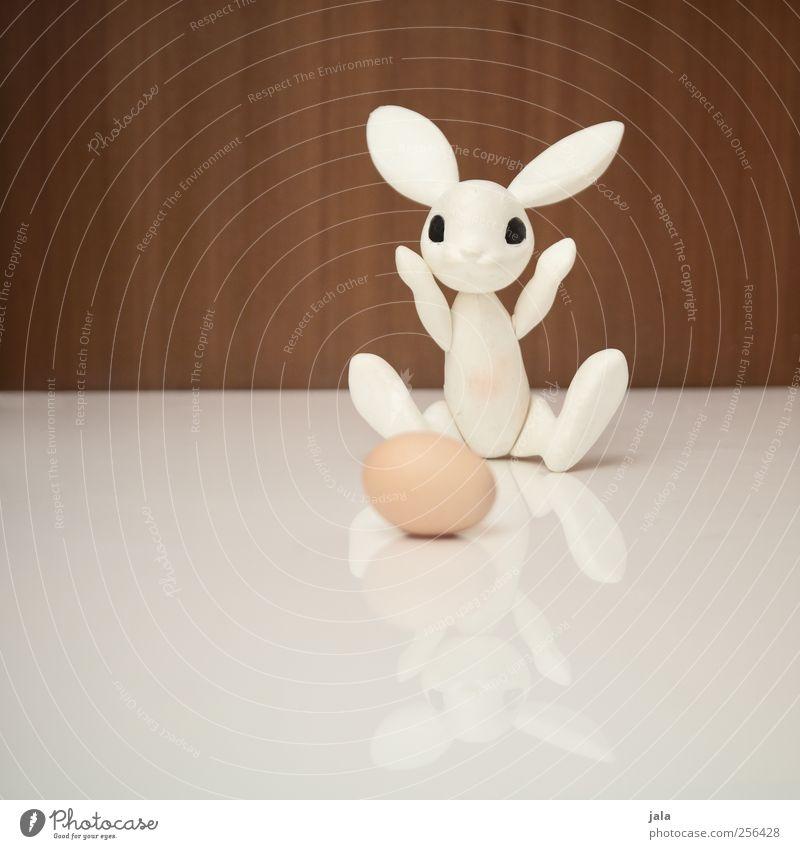 ei, ei, ei... Freude Tier Dekoration & Verzierung Kitsch Ostern Spielzeug Ei Hase & Kaninchen Figur Osterhase Zauberer Krimskrams
