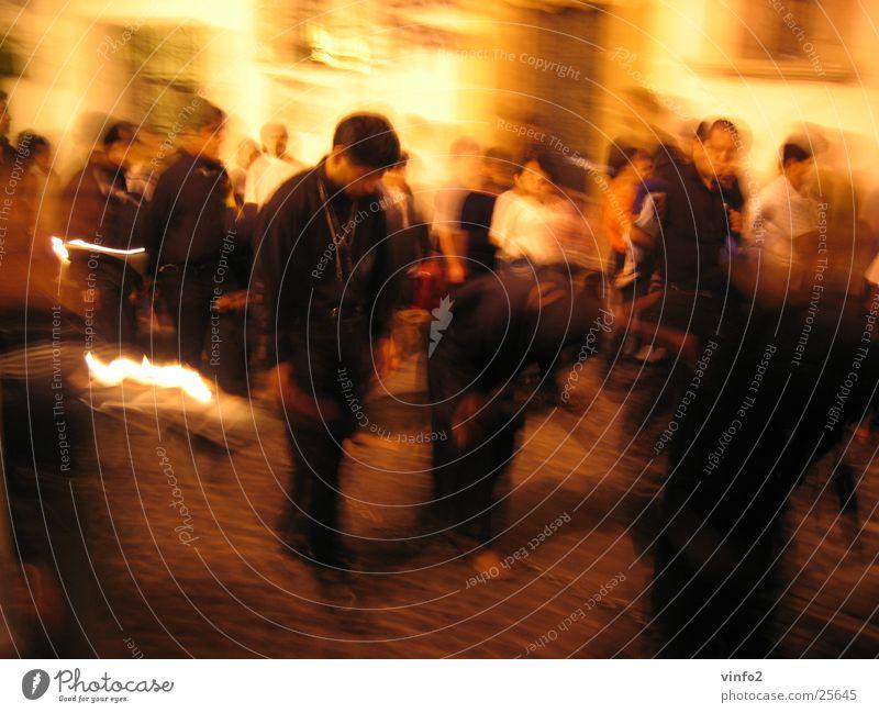 Prozession Mensch Freizeit & Hobby Mexiko Katholizismus Prozession
