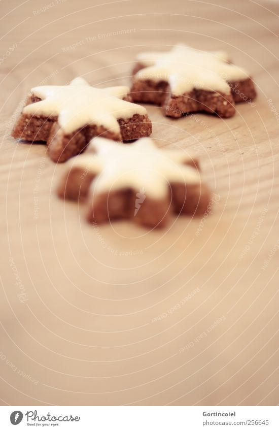 Zimtsterne Weihnachten & Advent Ernährung Lebensmittel süß Kochen & Garen & Backen Süßwaren lecker Backwaren Plätzchen Weihnachtsgebäck Kaffeetrinken
