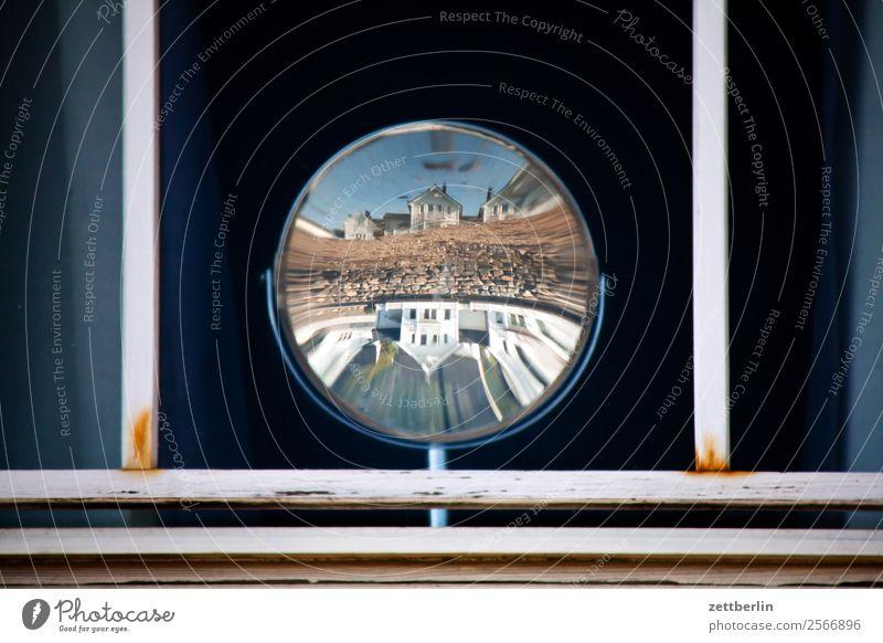 Hafen Kabelvåg im Spiegel Polarmeer Europa Ferien & Urlaub & Reisen Himmel Himmel (Jenseits) Landschaft maritim Meer Natur nordisch Norwegen Reisefotografie