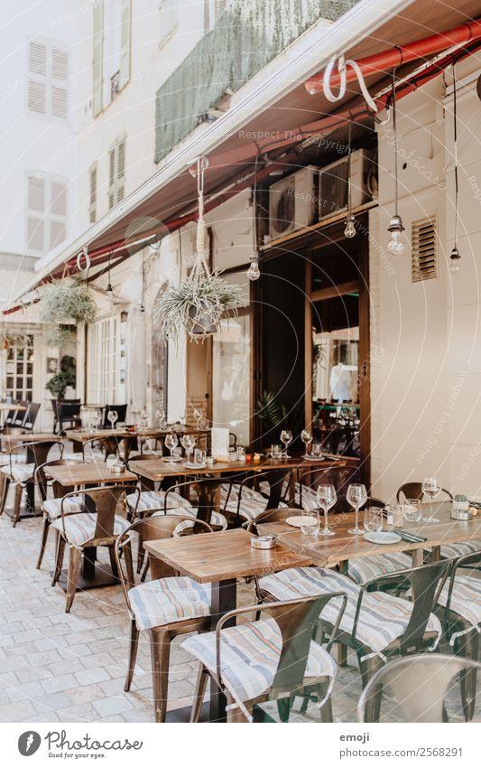 Cannes Stadt Haus Freizeit & Hobby Tisch Stuhl Restaurant Dienstleistungsgewerbe