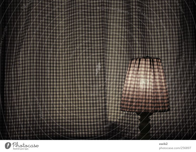 Sparzwang weiß schwarz dunkel grau Lampe rosa elegant Innenarchitektur Design leuchten Häusliches Leben Dekoration & Verzierung einzigartig einfach Vorhang