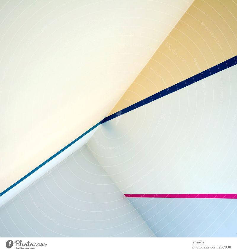 20 vor 2 Lifestyle elegant Stil Design Linie Streifen ästhetisch außergewöhnlich Coolness eckig einfach Perspektive Präzision Grafik u. Illustration