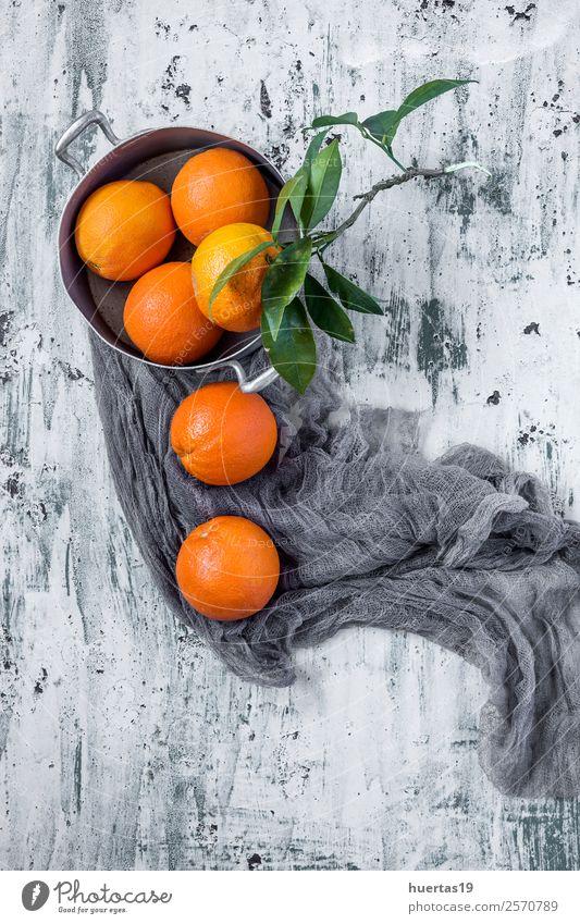grün Lebensmittel natürlich Textfreiraum orange Frucht Ernährung frisch Orange lecker Getränk trinken Frühstück Bioprodukte Diät Vegetarische Ernährung