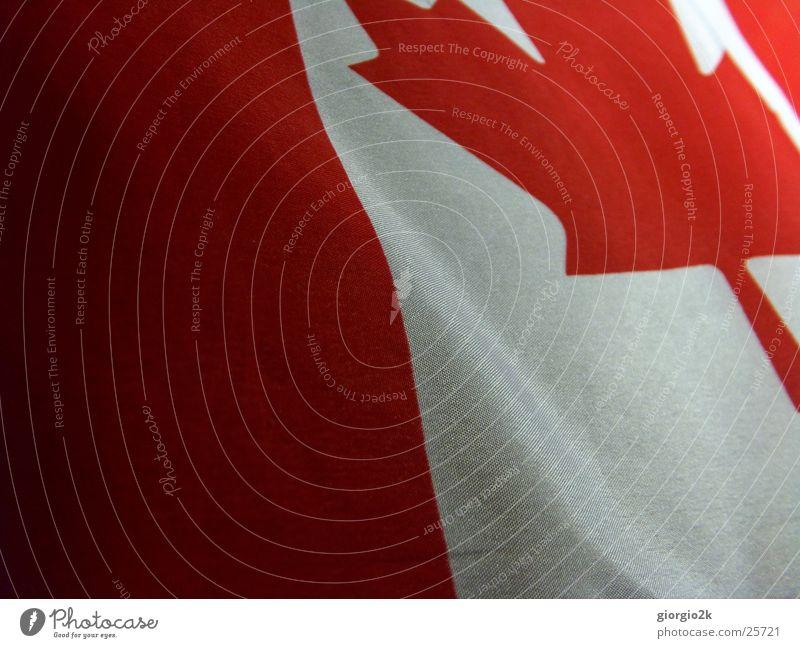 Oh Canada... weiß rot Fahne Freizeit & Hobby Amerika Kanada