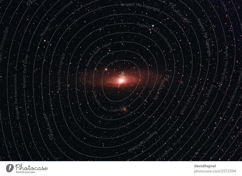 Andromeda-Galaxie Himmel Natur Herbst Umwelt Deutschland Freiheit Nebel Europa Technik & Technologie ästhetisch Abenteuer Zukunft Stern beobachten