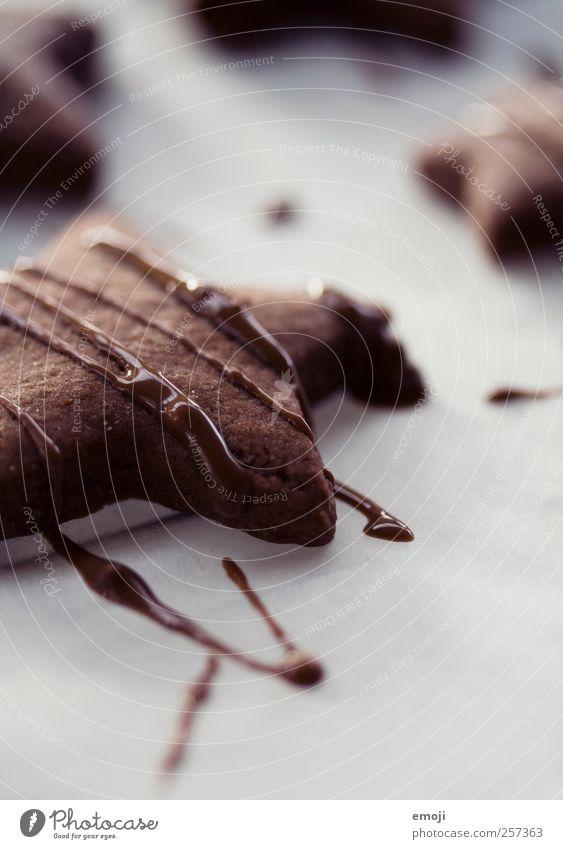 Wer hat noch nicht genug? Teigwaren Backwaren Dessert Fingerfood lecker braun Schokolade Keks Dekoration & Verzierung Weihnachten & Advent Süßwaren Farbfoto