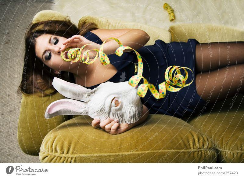 Silvester Party Mensch Jugendliche Ferien & Urlaub & Reisen Freude Erwachsene feminin Glück Stil Musik Feste & Feiern Freizeit & Hobby Wohnung Lifestyle