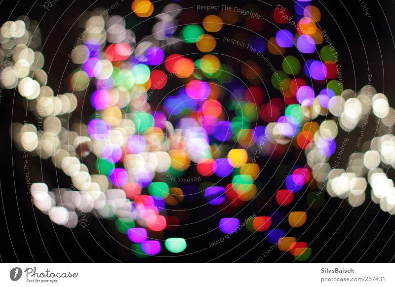 Particle Light schön Leben Beleuchtung Lampe hell außergewöhnlich Kunst verrückt Kerze Lightshow Lichterkette Feste & Feiern Weihnachtsbeleuchtung Partikel
