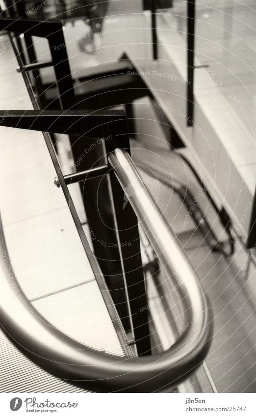 Geländer Metall Treppe Treppengeländer Rolltreppe