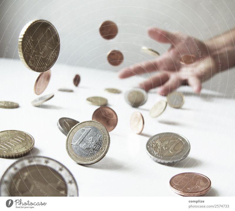 Verschwendung kaufen Reichtum Ferien & Urlaub & Reisen Feste & Feiern Arbeit & Erwerbstätigkeit Handel Kapitalwirtschaft Business Erfolg Geld Eurozeichen werfen