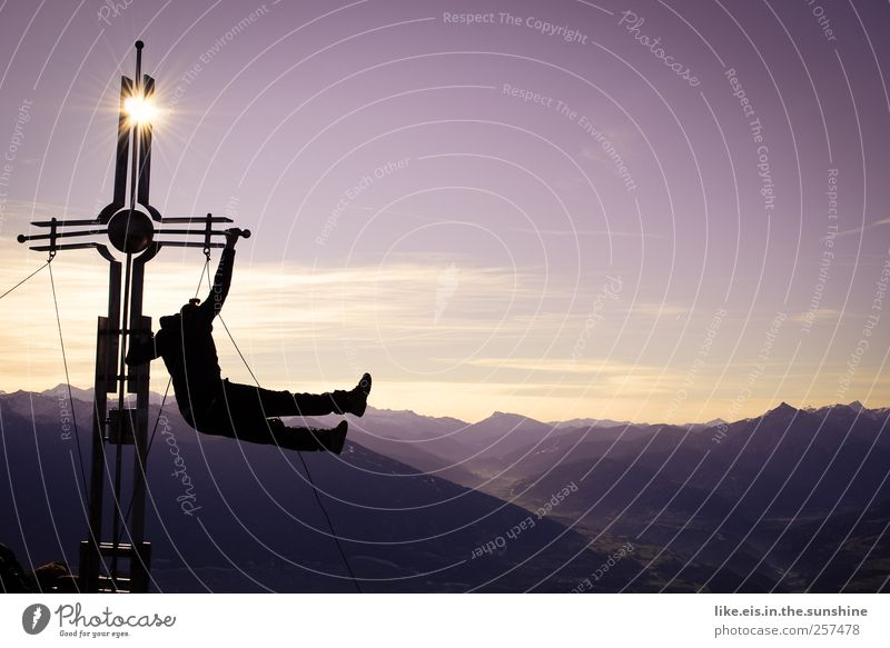 ZWEITAUSENDZWÖÖÖLF! Mensch Natur Ferien & Urlaub & Reisen Freude Ferne Umwelt Landschaft Leben Berge u. Gebirge Freiheit Glück wandern Ausflug Abenteuer
