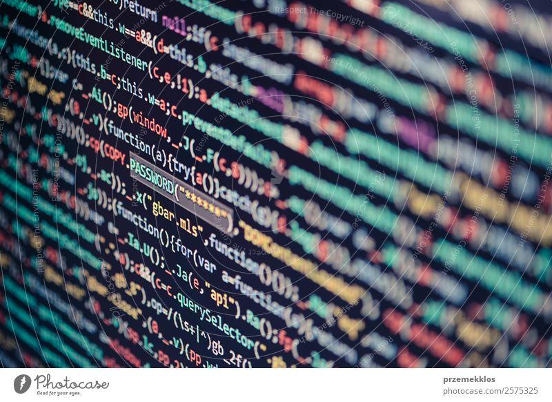 Kommunizieren Technik & Technologie Telekommunikation Computer gefährlich Schutz Sicherheit Beruf Internet Informationstechnologie Notebook digital Kontrolle