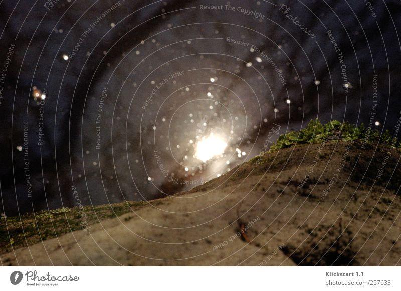 Yozora no Hoshi Erde Nachthimmel Stern Felsen Sternenhimmel ruhig Freiheit Täuschung glänzend Inspiration Ferne träumen Farbfoto Außenaufnahme Menschenleer