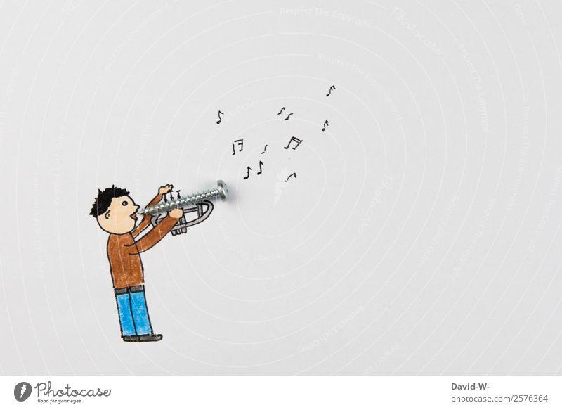 musician Mensch Jugendliche Mann Junger Mann Freude Lifestyle Erwachsene Leben lustig Feste & Feiern Kunst Spielen Party Freizeit & Hobby maskulin Musik