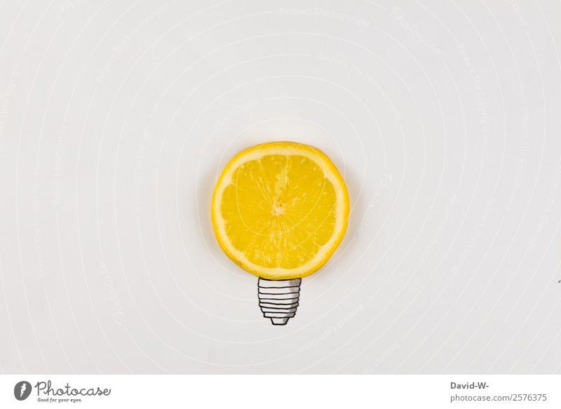 Glühbirne Leben Stil Business Kunst Schule Denken leuchten Energiewirtschaft Erfolg Kreativität lernen Idee Studium Erwachsenenbildung Bildung Student