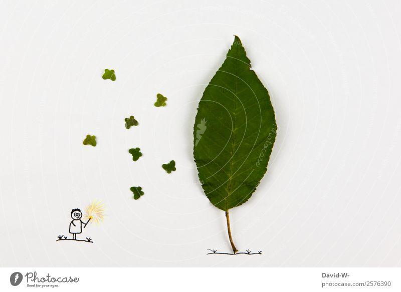 Zauberei Lifestyle elegant Freude Mensch maskulin Kind Mann Erwachsene Kindheit Jugendliche Leben 1 Kunst Künstler Umwelt Natur Pflanze Baum Blatt Tier