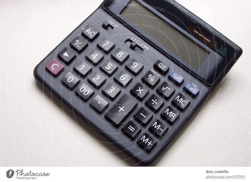 Taschenrechner Computer Bürogerät