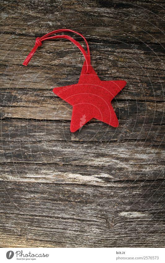 Frohe Weihnachten, ihr Lieben! Weihnachten & Advent rot Holz Glück Feste & Feiern braun Stimmung Häusliches Leben Wohnung Zufriedenheit Dekoration & Verzierung