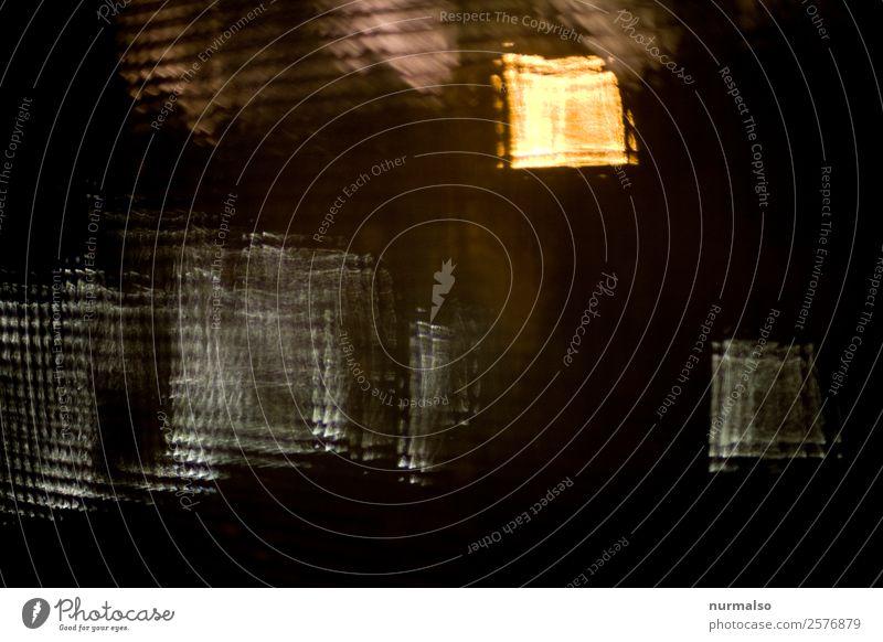 elektronisches Weihnachten Fenster dunkel Architektur Lifestyle Kunst Party Energiewirtschaft Technik & Technologie Telekommunikation ästhetisch Kreativität
