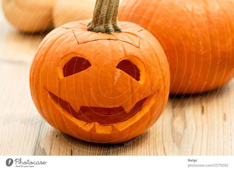 weiß Freude Gesicht gelb Herbst Holz lustig lachen Feste & Feiern Dekoration & Verzierung Angst Lächeln niedlich Kerze Gemüse Symbole & Metaphern