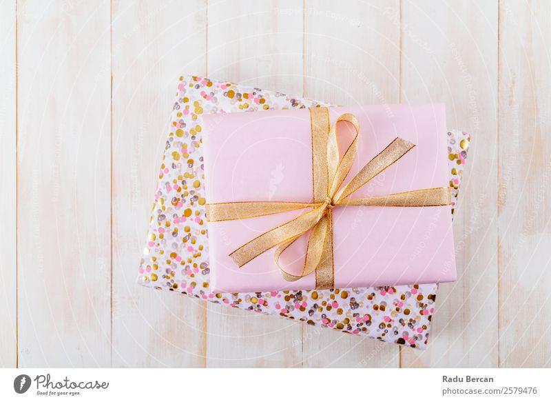 Weihnachten & Advent Farbe weiß Freude Lifestyle Liebe Stil Feste & Feiern rosa Design Dekoration & Verzierung elegant Geburtstag genießen Geschenk kaufen
