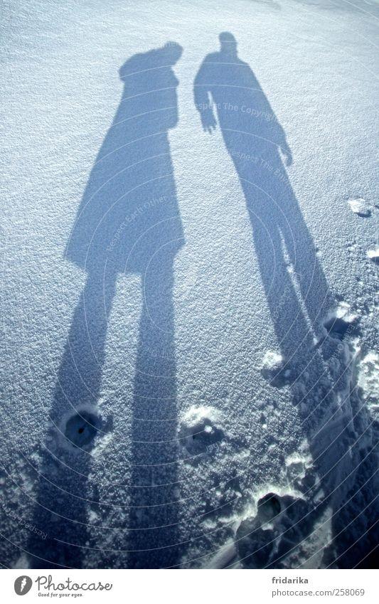 lange beine Mensch weiß Winter kalt Schnee braun Eis Körper groß stehen Coolness Frost stoppen dünn Spuren Klettern