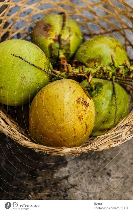 coconuts-dumaguete Frucht Ernährung Bioprodukte Vegetarische Ernährung kaufen Insel Beruf Natur Platz stehen Ferien & Urlaub & Reisen Lebensmittel Kokosnüsse