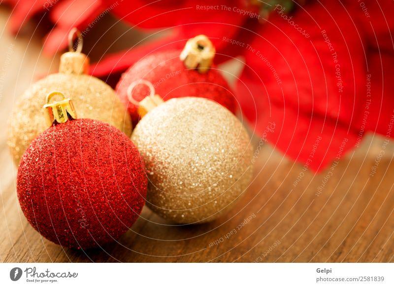 Weihnachtsdekoration Glück schön Ferien & Urlaub & Reisen Winter Dekoration & Verzierung Feste & Feiern Weihnachten & Advent Blume Holz Ornament hell klein neu