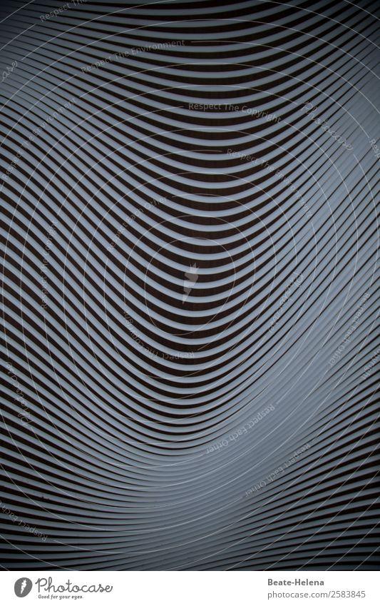 nebulös   ja, ich ahne schön weiß schwarz Graffiti Bewegung Kunst fliegen Stimmung Zufriedenheit Dekoration & Verzierung leuchten modern träumen Schriftzeichen