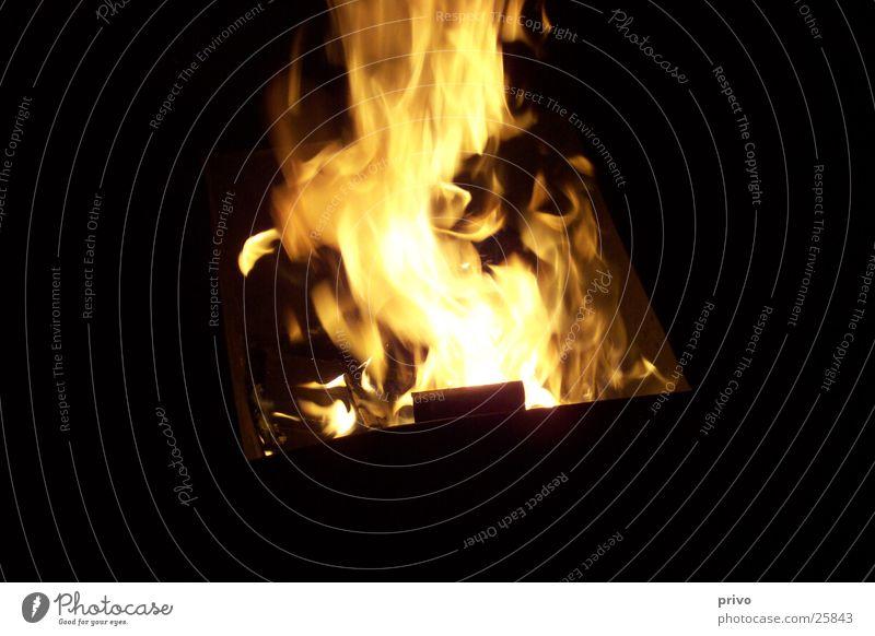 Fire Brand brennen
