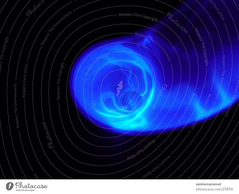 Wurmloch Lampe Blitze Spirale Fototechnik
