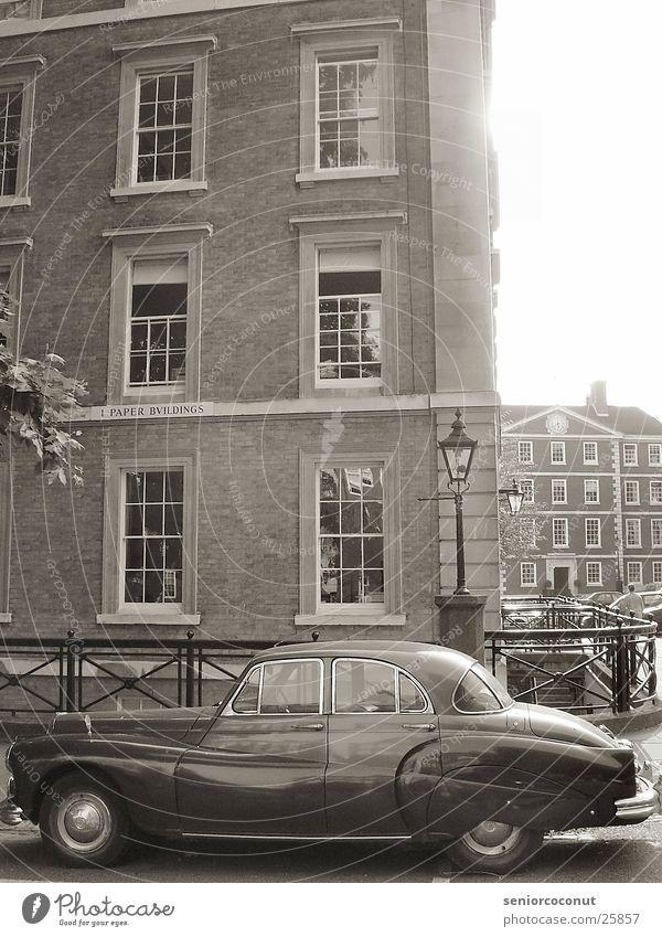 London 1952 PKW Europa London Oldtimer
