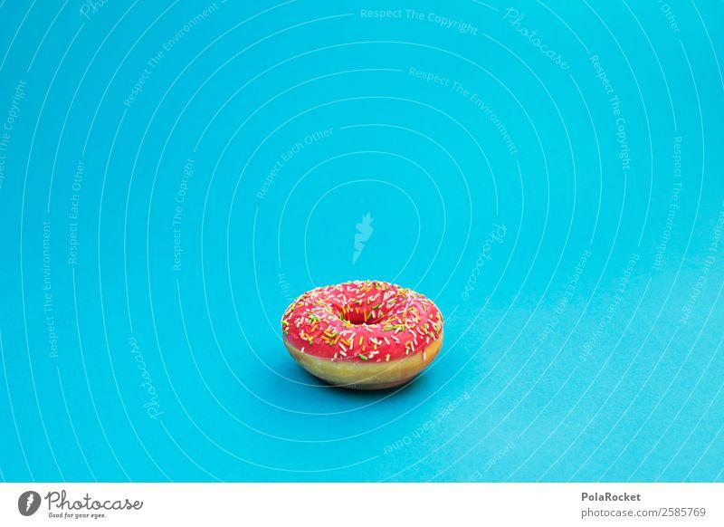 #A# Sweet One Kunst ästhetisch Krapfen Süßwaren Süßwarengeschäft lecker ungesund Kalorienreich Zucker Fastfood Appetit & Hunger Farbfoto mehrfarbig
